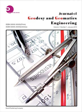 Journal of Geodesy and Geomatics Engineering