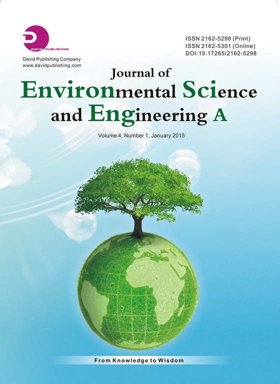 Journal of Environmental Science and Engineering A