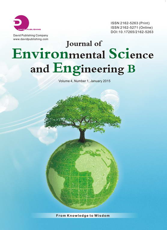 Journal of Environmental Science and Engineering B