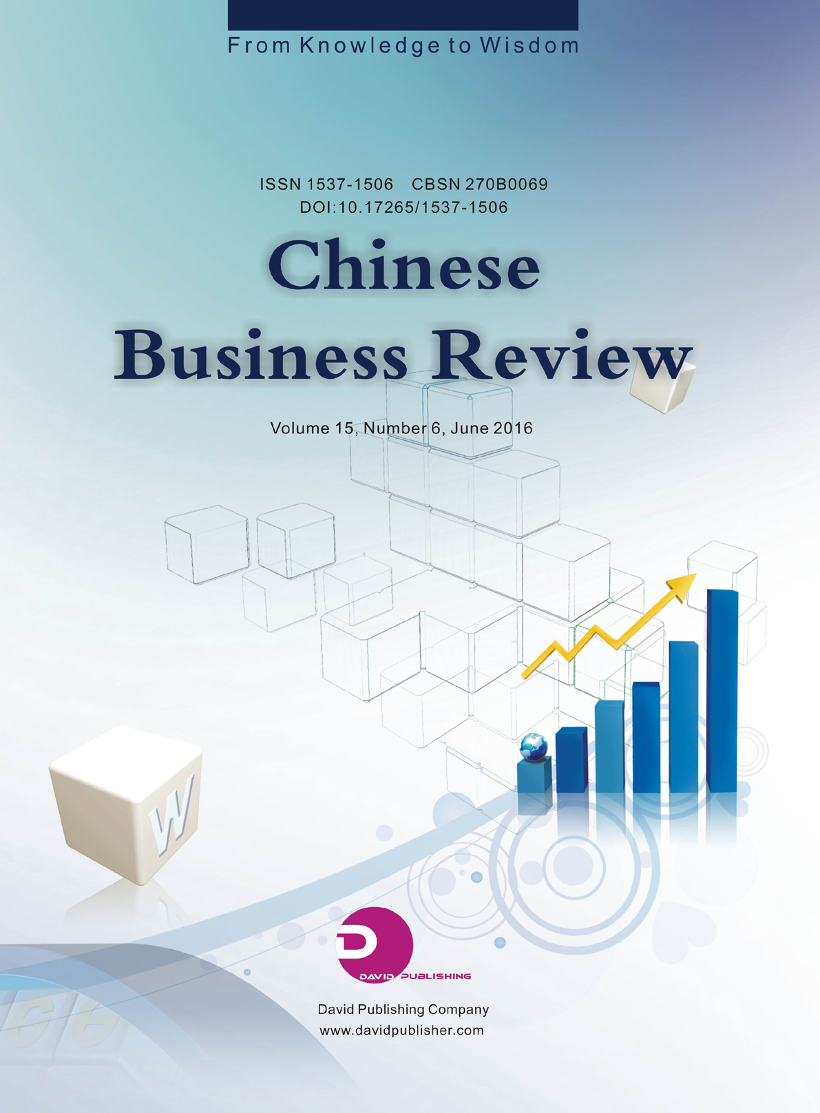Chinese Business Review