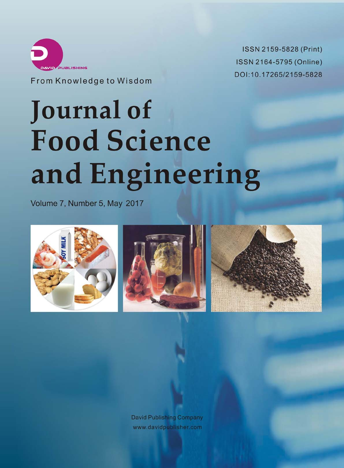 Journal of Food Science and Engineering