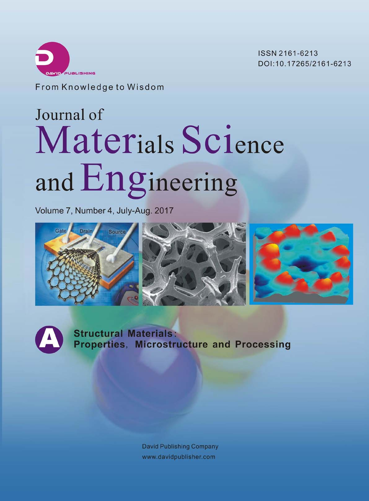 Journal of Materials Science and Engineering A