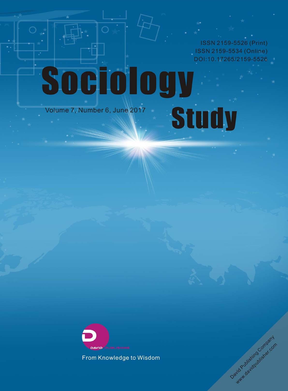 Sociology Study